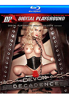 Jesse Jane in Devon Decadence  Blu ray Disc