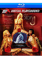 Jesse Jane in The Story Of J  Blu ray Disc