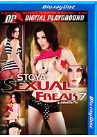 Stoya in Stoya Sexual Freak 7  Blu ray Disc