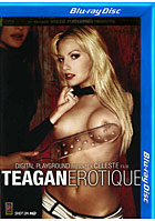 Teagan Presley in Teagan Erotique  Blu ray Disc