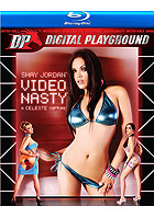 Sasha Grey in Shay Jordan Video Nasty  Blu ray Disc