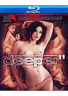 Stoya in Deeper 11  Blu ray Disc