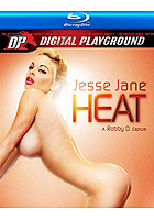 Jesse Jane in Jesse Jane Heat  Blu ray Disc