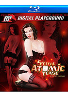 Stoya in Stoya Atomic Tease  Blu ray Disc