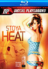 Stoya in Stoya Heat  Blu ray Disc