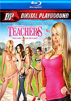Stoya in Teachers  Blu ray Disc