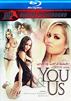 Nikki Benz in You Us  Blu ray Disc