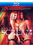 Riley Steele: Scream - Blu-ray Disc by Digital Playground