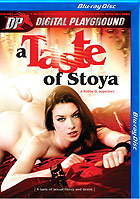 Stoya in A Taste Of Stoya  Blu ray Disc