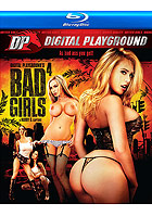 Nikki Benz in Bad Girls 4  Blu ray Disc