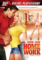 Tori Black in Jesse Jane Homework