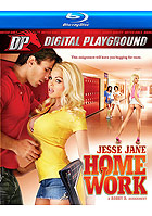 Tori Black in Jesse Jane Homework  Blu ray Disc