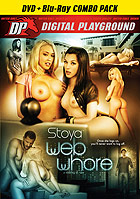 Stoya in Stoya Web Whore  DVD + Blu ray Combo Pack