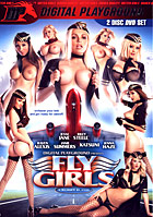 Sasha Grey in Fly Girls  2 Disc Set