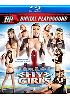 Sasha Grey in Fly Girls  Blu ray Disc