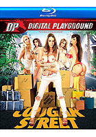 Cougar Street - Blu-ray Disc