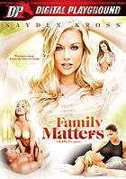 Kayden Kross in Kayden Kross Family Matters