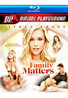 Kayden Kross in Kayden Kross Family Matters  Blu ray Disc