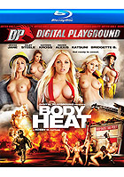 Jesse Jane in Body Heat  Blu ray Disc