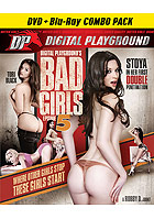 Stoya in Bad Girls 5  DVD + Blu ray Combo Pack