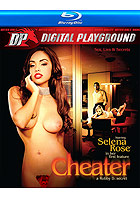 Selena Rose Cheater  Blu ray Disc DVD