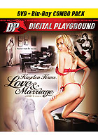 Kayden Kross in Kayden Kross Love Marriage  DVD + Blu ray Combo Pa