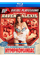 Tori Black in Raven Alexis Nymphomaniac  Blu ray Disc