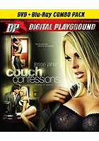 Jesse Jane in Jesse Jane Couch Confessions  DVD + Blu ray Combo 