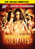 Selena Rose in Selena Rose Escaladies 2  DVD + Blu ray Combo Pack