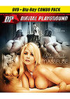 Riley Steele: The Masseuse - DVD + Blu-ray Combo Pack