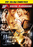 Marcus London in Riley Steele Watching You 2  DVD + Blu ray Combo P