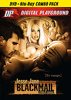 Lea Lexis in Jesse Jane Blackmail  DVD + Blu ray Combo Pack