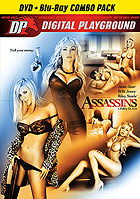 Jesse Jane in Assassins  DVD + Blu ray Combo Pack