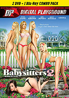 Kayden Kross in Babysitters 2  2 DVD + Blu ray Combo Pack