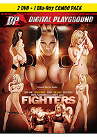 Stoya in Fighters  2 DVD + Blu ray Combo Pack