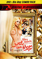 Francesca Le in Riley Steele Just Like Mom  DVD + Blu ray Combo Pa