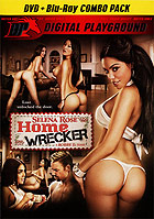 Asa Akira in Selena Rose Home Wrecker  DVD + Blu ray Combo Pack