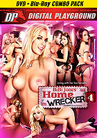 BiBi Jones Home Wrecker 4  DVD + Blu ray Combo Pac DVD