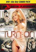 Kayden Kross in Kayden Kross The Turn On  DVD + Blu ray Combo Pack
