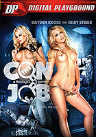 Kayden Kross in The Con Job  DVD + Blu ray Combo Pack