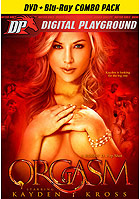 Kayden Kross in Kayden Kross Orgasm  DVD + Blu ray Combo Pack