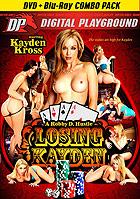 Kayden Kross Losing Kayden  DVD + Blu ray Combo Pa