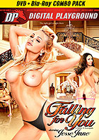 Jesse Jane in Jesse Jane Falling For You  DVD + Blu ray Combo Pa