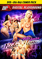 BiBi Jones A Ride Home  DVD + Blu ray Combo Pack DVD