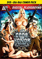 Kayden Kross in Code Of Honor  2 DVD + 1 Blu ray Combo Pack