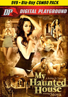 Stoya My Haunted House  DVD + Blu ray Combo Pack DVD