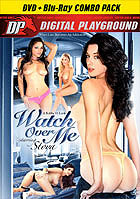 Stoya in Stoya Watch Over Me  DVD + Blu ray Combo Pack