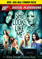 Selena Rose in She Looks Like Me  DVD + Blu ray Combo Pack