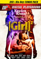 Kayden Kross in Kayden Kross Girl Squared  DVD + Blu ray Combo Pac