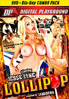 Jesse Jane Lollipop  DVD + Blu ray Combo Pack DVD